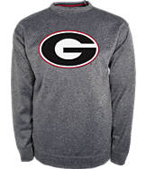 Men's Knights Apparel Georgia Bulldogs College Crew Sweatshirt