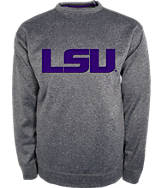 Men's Knights Apparel LSU Tigers College Crew Sweatshirt
