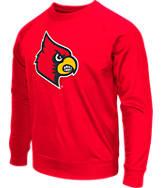 Men's Stadium Louisville Cardinals College Crew Sweatshirt