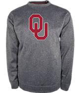 Men's Knights Apparel Oklahoma Sooners College Crew Sweatshirt