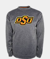 Men's Knights Apparel Oklahoma State Cowboys College Crew Sweatshirt