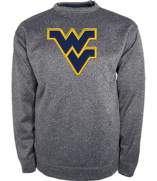 Men's Knights Apparel West Virginia Mountaineers College Crew Sweatshirt