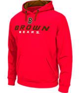 Men's Stadium Brown Bears College Pullover Hoodie