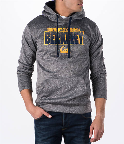 Men's Knights Apparel California Golden Bears College Pullover Hoodie