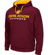 Men's Stadium Central Michigan Chippewas College Pullover Hoodie