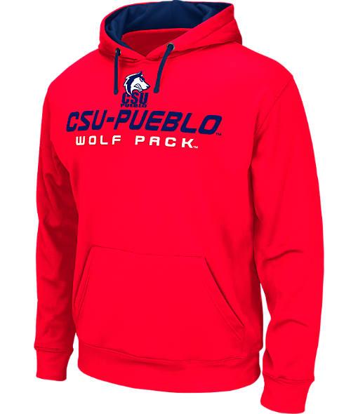 Men's Stadium Colorado Pueblo Thunder Wolves College Pullover Hoodie