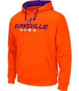 Men's Stadium Evansville Purple Aces College Pullover Hoodie
