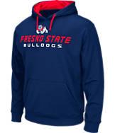 Men's Stadium Fresno State Bulldogs College Pullover Hoodie