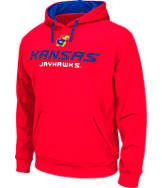 Men's Stadium Kansas Jayhawks College Pullover Hoodie