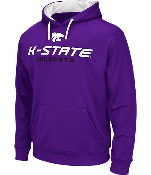 Men's Stadium Kansas State Wildcats College Pullover Hoodie