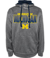 Men's Knights Apparel Michigan Wolverines College Pullover Hoodie