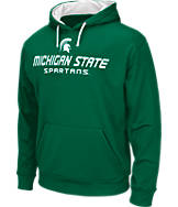 Men's Stadium Michigan State Spartans College Pullover Hoodie