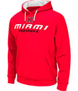 Men's Stadium Miami Ohio Redhawks College Pullover Hoodie