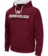 Men's Stadium Morehouse Maroon Tigers College Pullover Hoodie