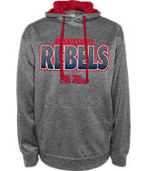 Men's Knights Apparel Mississippi Rebels College Pullover Hoodie