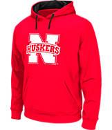 Men's Stadium Nebraska Cornhuskers College Pullover Hoodie