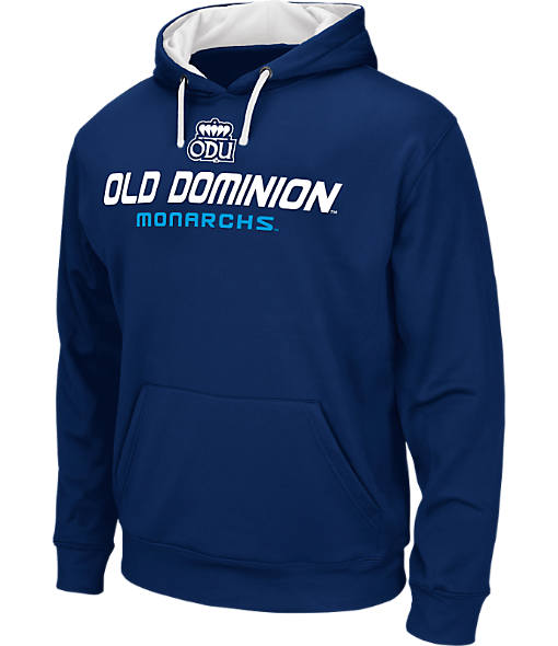 Men's Stadium Old Dominion Big Blue College Pullover Hoodie