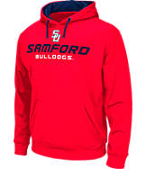 Men's Stadium Samford Bulldogs College Pullover Hoodie