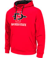 Men's Colosseum San Diego State Spartans College Pullover Hoodie
