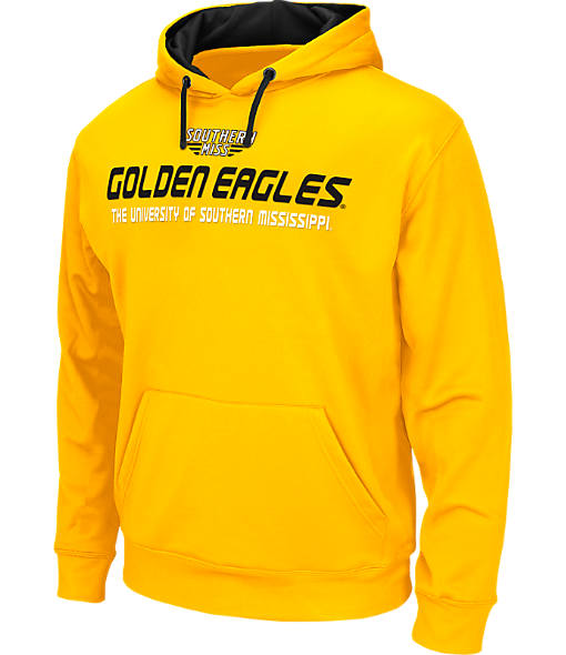 Men's Stadium Southern Mississippi Golden Eagles College Pullover Hoodie