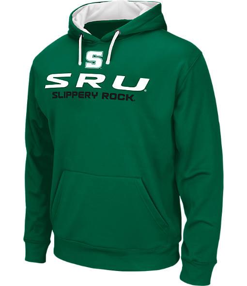 Men's Stadium Slippery Rock University College Pullover Hoodie