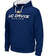 Men's Stadium UC Davis Aggies College Pullover Hoodie