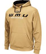 Men's Stadium Western Michigan Broncos College Pullover Hoodie