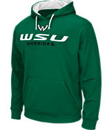 Men's Stadium Wayne State Warriors College Pullover Hoodie