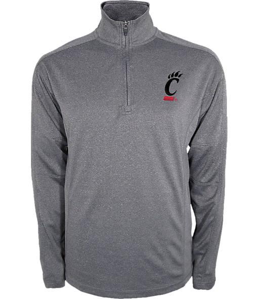 Men's Cincinnati Bearcats College Quarter Zip Sweatshirt