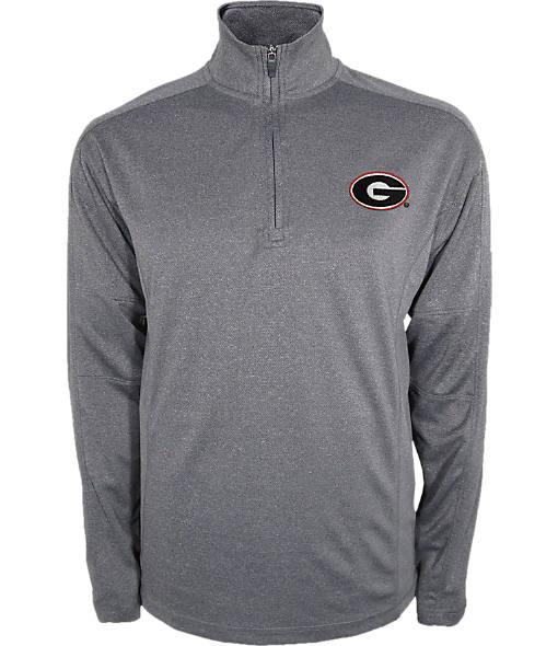 Men's Georgia Bulldogs College Quarter Zip Sweatshirt