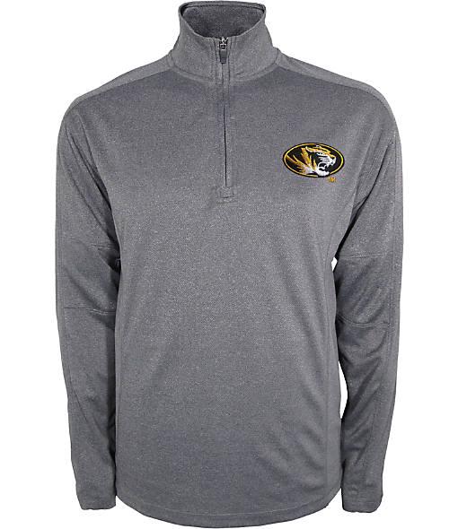 Men's Missouri Tigers College Quarter Zip Sweatshirt