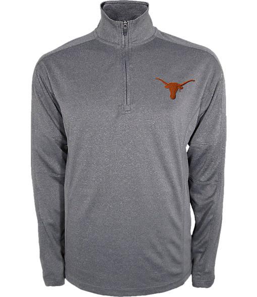 Men's Texas Longhorns College Quarter Zip Sweatshirt