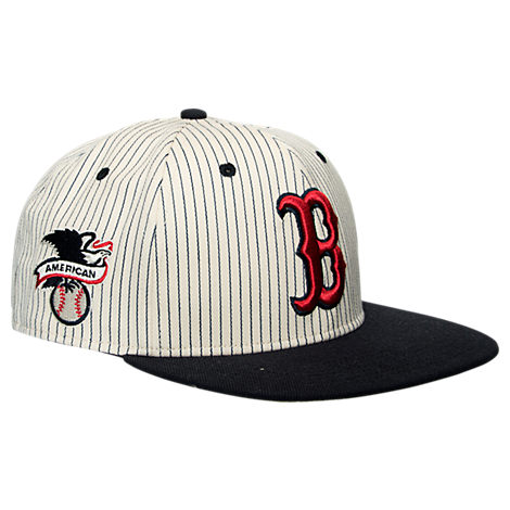47 Brand Boston Red Sox MLB Woodside Snapback Hat