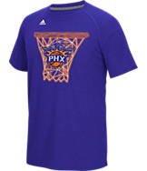 Men's adidas Phoenix Suns NBA CL Net Web T-Shirt