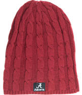 Women's Zephyr Alabama Crimson Tide College Posh Knit Slouch Beanie