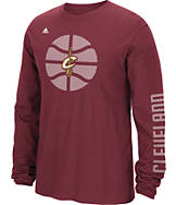 Men's adidas Cleveland Cavaliers NBA Cager T-Shirt