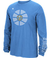 Men's adidas Denver Nuggets NBA Cager T-Shirt