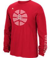 Men's adidas Houston Rockets NBA Cager T-Shirt