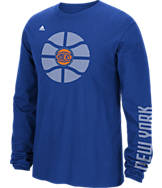 Men's adidas New York Knicks NBA Cager T-Shirt