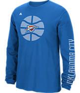 Men's adidas Oklahoma City Thunder NBA Cager T-Shirt