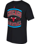 Men's adidas Chicago Bulls NBA Localized T-Shirt