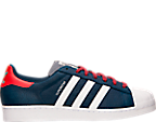 Men's adidas Originals Superstar NFL Pack Casual Shoes