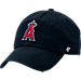 Front view of '47 Los Angeles Angels MLB Clean-Up Adjustable Hat in Team Colors