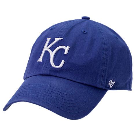 '47 Kansas City Royals MLB Clean-Up Adjustable Hat