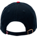 Back view of '47 Minnesota Twins MLB Clean-Up Adjustable Hat in Team Colors