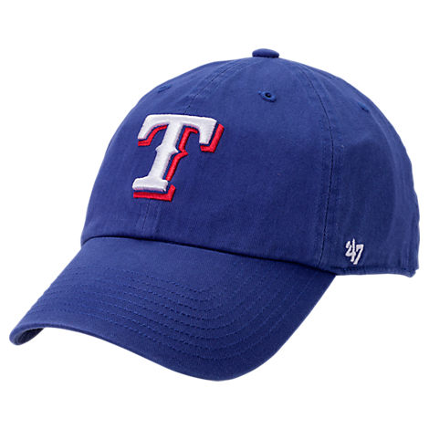 '47 Texas Rangers MLB Clean-Up Adjustable Hat