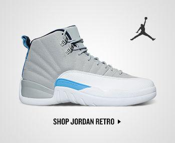Shop Jordan Retro.
