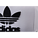 Alternate view of Men's adidas Originals Trefoil Chain Snapback Hat in White/Black
