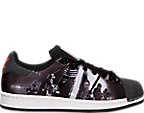 Boys' Grade School adidas Superstar Star Wars Casual Shoes