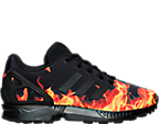 Boys' Grade School adidas ZX Flux Star Wars Casual Shoes